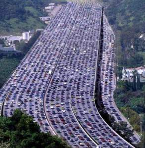 traffic jams now imagine in emergency situations