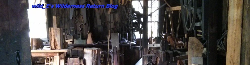 pioneer village in Pickering Ontario, Blacksmiths shop