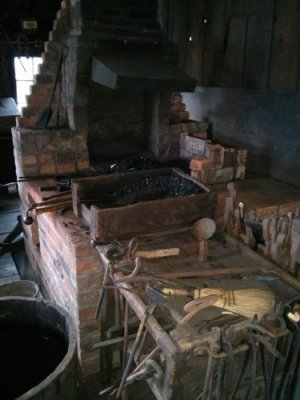 Forge, olden forge